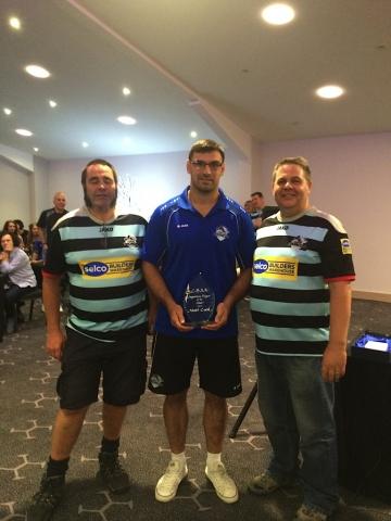 LBSA Player of the Year 2014 - Matt Cook