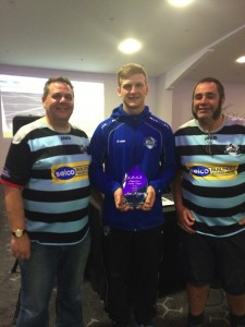 LBSA Young Player of the Year 2014 - Joe Keyes